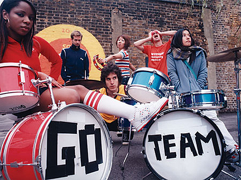 The Go! Team