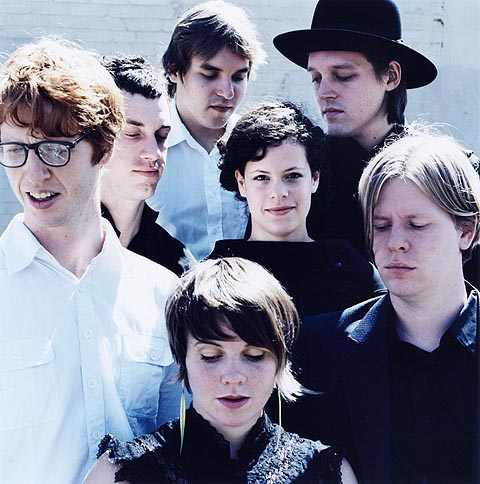 The Arcade Fire